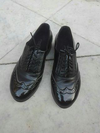 zapatos de claque 35