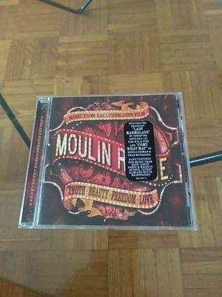 Moulin Rouge. Banda sonora