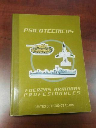 libro Psicotecnicos Militares