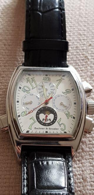 reloj automático Buchner & Bovalier