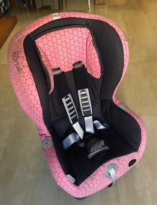 Silla Romer Duo ISOFIX Top Tether 9-18kg