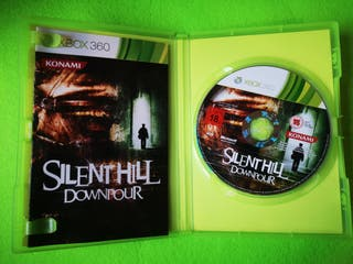 Silent Hill Downpour Xbox360