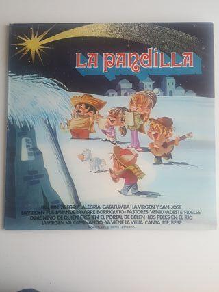 Disco Vinilo La Pandilla