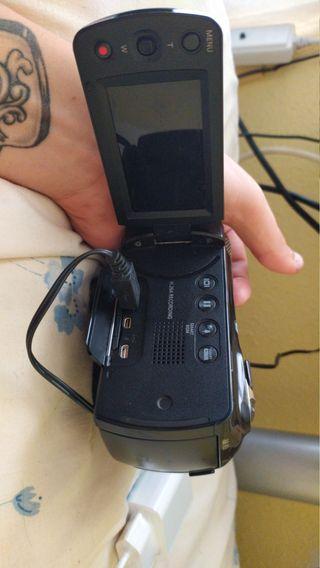 vendo cámara de vídeo por falta de uso