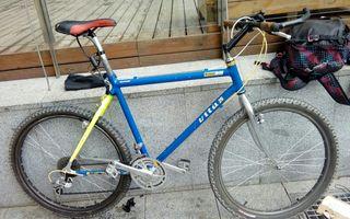bicicleta vitus shimano dx mavic clásica