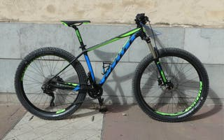 Bicicleta MTB Scott Scale 720 plus