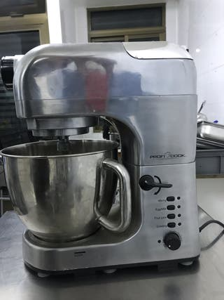 Robot cocina, amasa,monta,pica,tritura