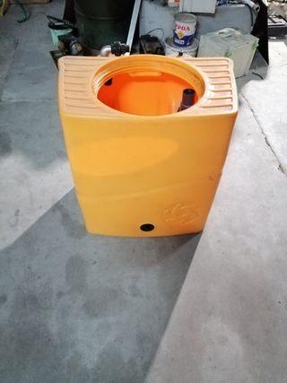 Deposito agua, gasoleo