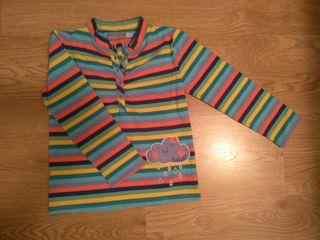 Camiseta Bóboli multicolor 4 años