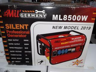generador professional 8500w mil germany