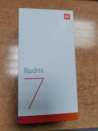 Xiaomi Redmi 7. 32 Gb libre.