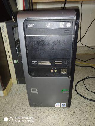 """Ordenador COMPAQ Core2Duo Monitor 19"""", Grafica HDM"""