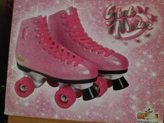 patines 4 ruedas talla 35