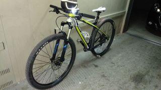 "Bicicleta MTB carbono 29"" M Bergamont"