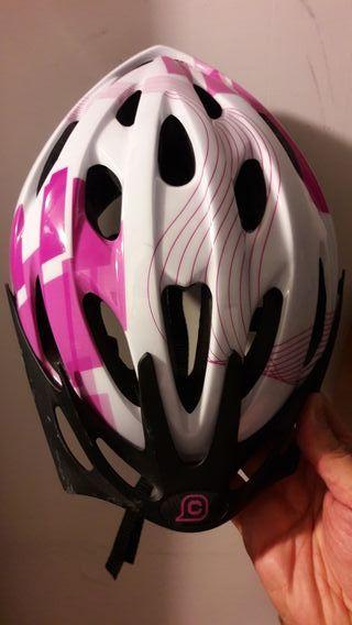 casco para bicicleta junior.
