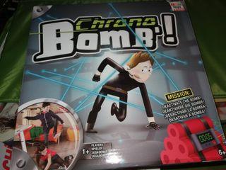Crono Bomb Juego de Mesa