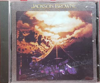 "JACKSON BROWNE ""RUNNING ON EMPTY"" CD"