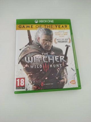 the witcher wild hunt Xbox
