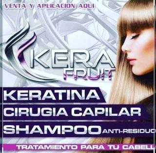 Keratina, cirugía capilar