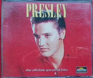 """ELVIS PRESLEY """"ALL TIME GREATEST HITS"""" 2CDS"""