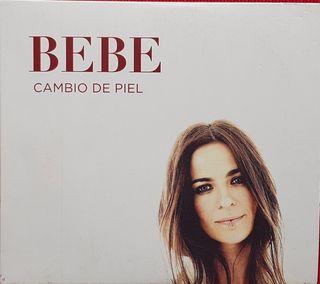 """BEBE """"CAMBIO DE PIEL"""" CD"""