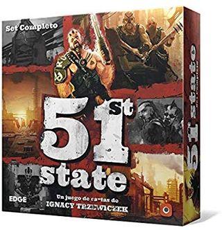 51st State: Master Set 35€ (30% de descuento)