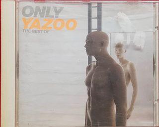 """YAZOO """"THE BEST OF"""" CD"""