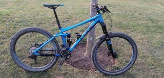MTB bici Cube Stereo 140 HPA Pro
