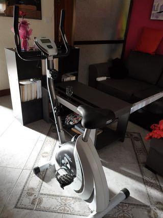 bicicleta estatica fitness bh