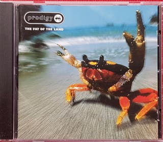 """PRODIGY """"THE FAT OF THE LAND"""" CD"""