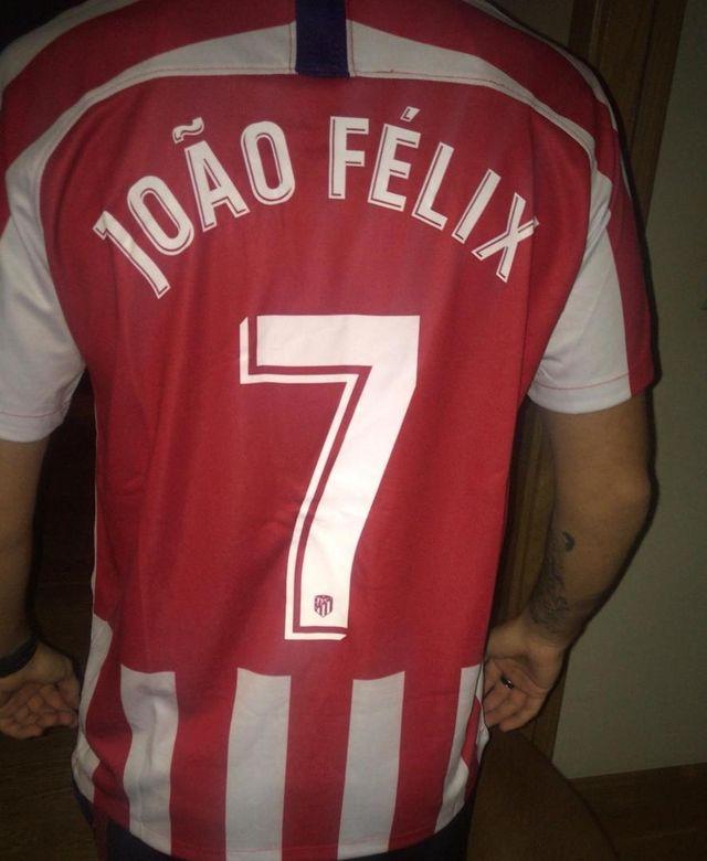 Camiseta Joao Felix