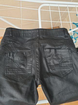 pantalon encerado Lois