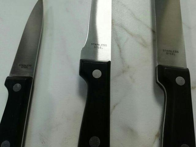 Cuchillos Stainless Steel