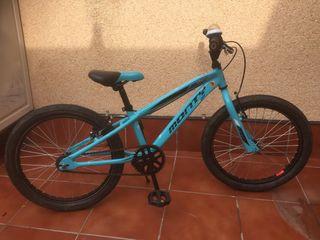 Bicicleta Monty niño