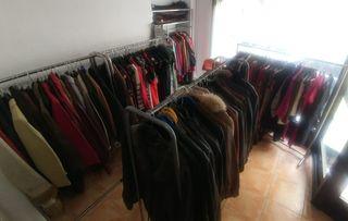 10€ chaquetas de cuero HOY!
