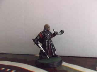 Boromir de la compañía - Warhammer ESDLA LOTR