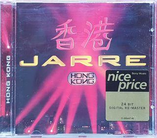 """JEAN MICHAEL JARRE """"HONG KONG"""" CD"""