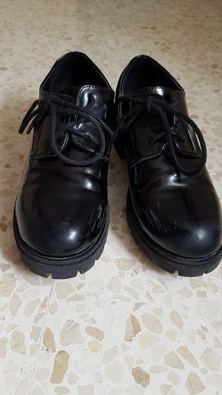 zapatos niña n°32