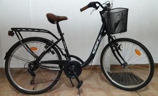 Bicicleta Paseo, Aluminio Nordic city clasic