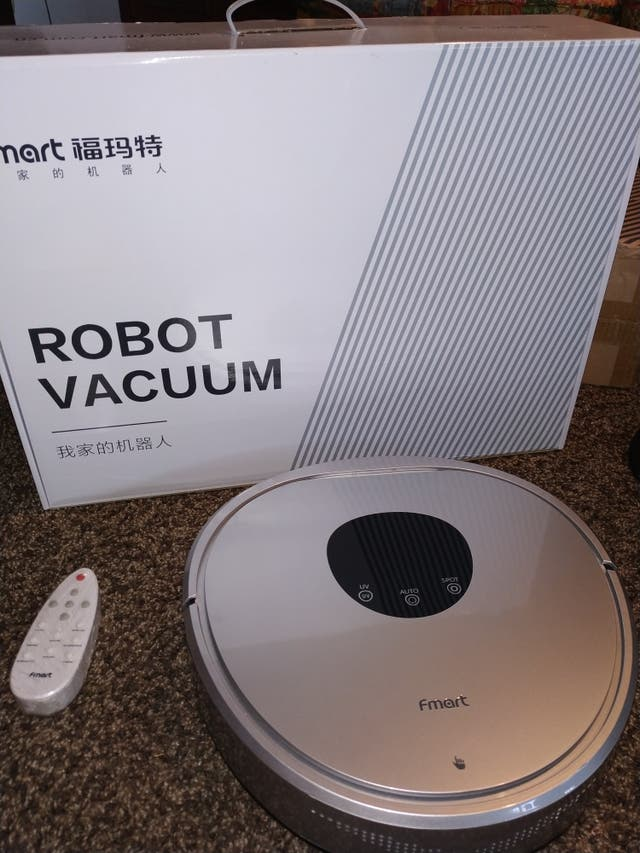 ROBOT ASPIRADORA. Negociable. Urge la venta