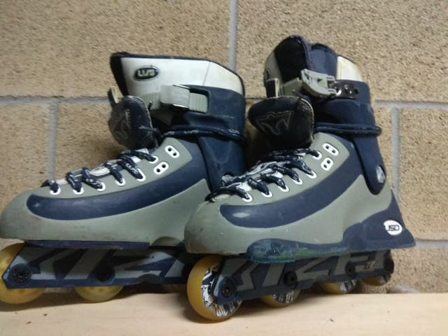 patines agresivos