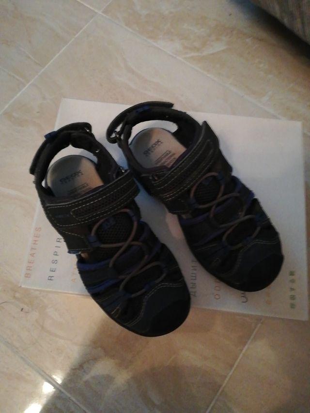 como escoger venta limitada varios diseños Geox zapatillas de segunda mano por 15 € en Alicante en WALLAPOP