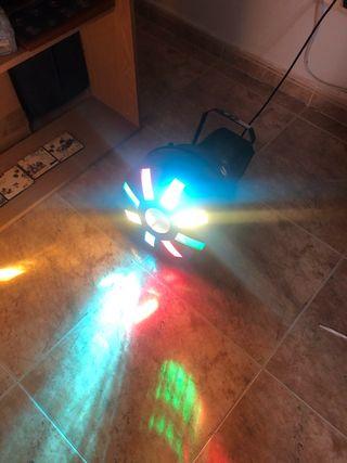 Luz de discoteca