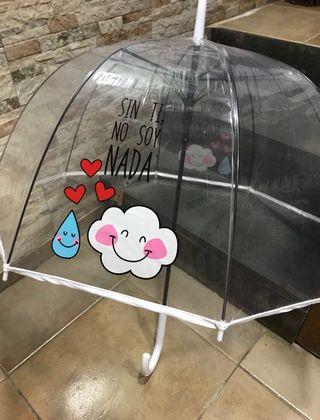 Paraguas Frase