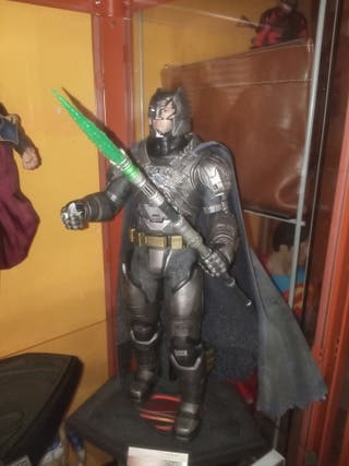 Batman armored Battle Hot toys