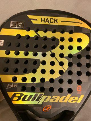 bull padel hack