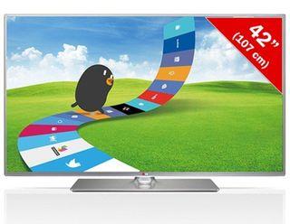 LG Smart TV 42¨ Full HD/3D/Wifi/900Hz 42LF652V