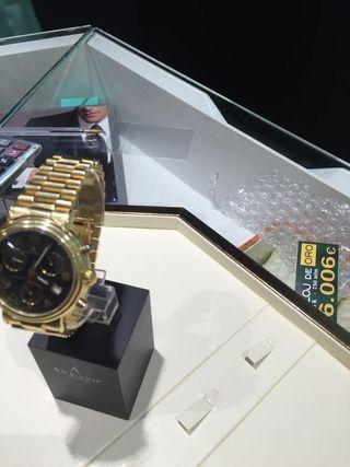 Reloj De Oro 18 K 5.800€