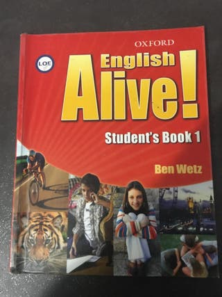 English Alive! Student's Book 1