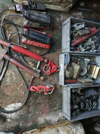 herramientas planchista